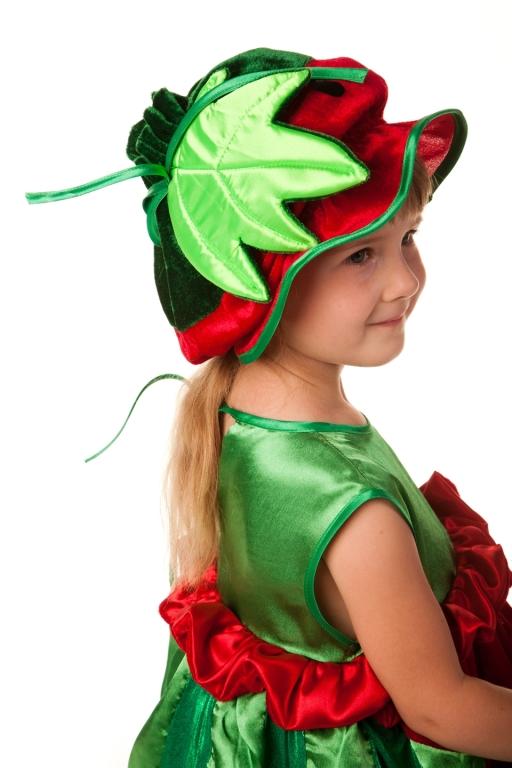 Костюм арбуза для девочки